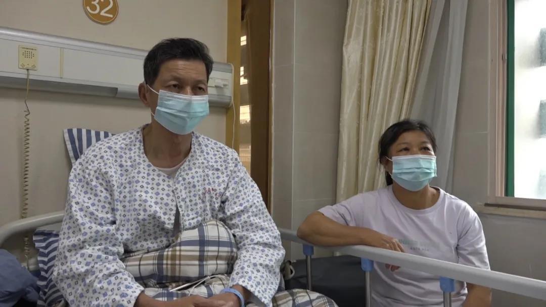患者专访:63岁食道癌患者,听听他妻子怎么说