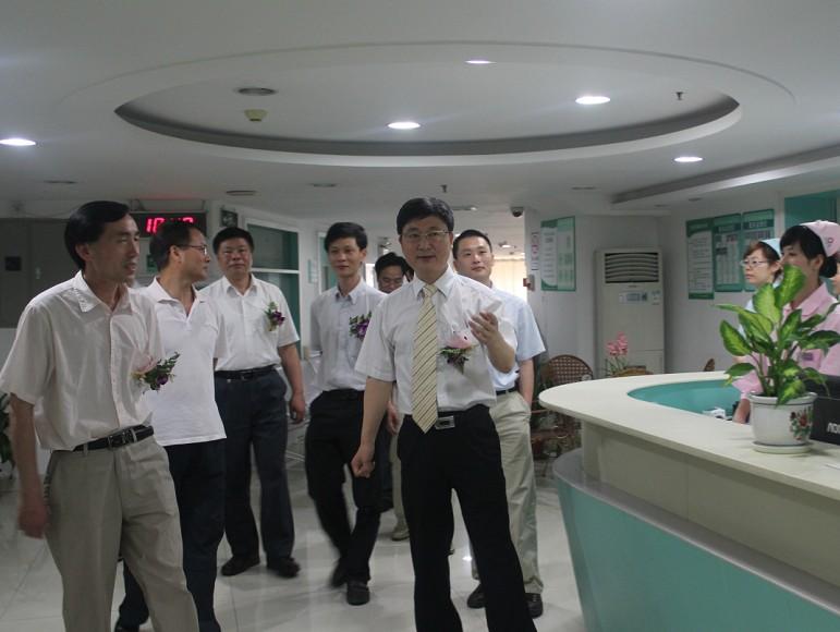 广东药学院教学基地首次落户专科医院