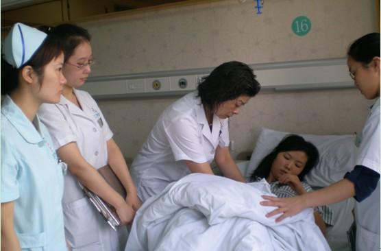 少女月经自始不正常 竟是卵巢囊肿作祟